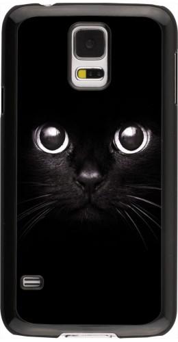 Coque Galaxy S5 - Cat eyes
