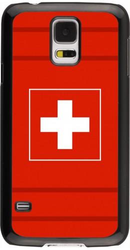 Coque Samsung Galaxy S5 - Euro 2020 Switzerland