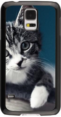 Coque Galaxy S5 - Meow 23