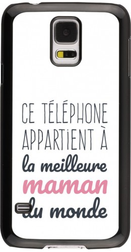 Coque Samsung Galaxy S5 - Mom 20 04