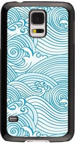 Coque Samsung Galaxy S5 - Ocean Waves