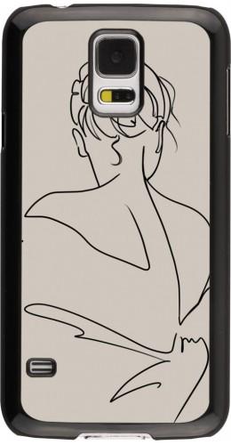 Coque Samsung Galaxy S5 - Salnikova 05