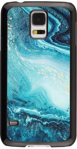 Coque Samsung Galaxy S5 - Sea Foam Blue