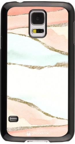 Coque Samsung Galaxy S5 - Shimmering Orange