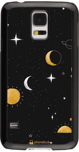 Coque Samsung Galaxy S5 - Space Vector
