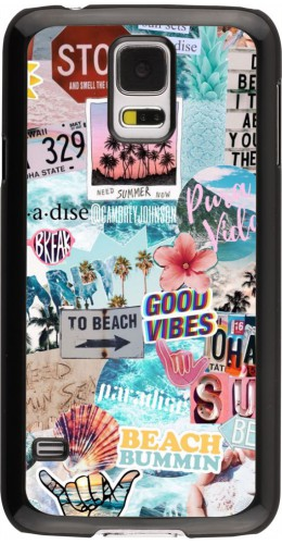 Coque Samsung Galaxy S5 - Summer 20 collage