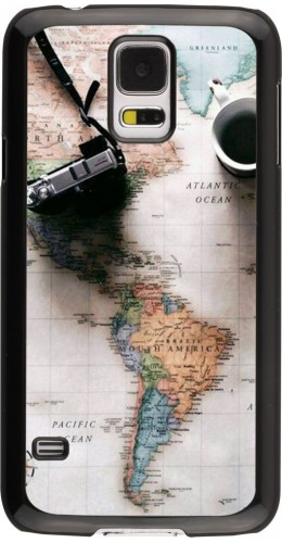Coque Samsung Galaxy S5 - Travel 01