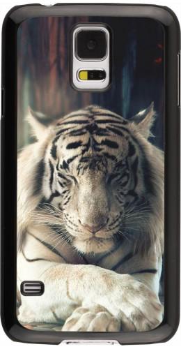 Coque Samsung Galaxy S5 - Zen Tiger