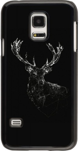 Coque Galaxy S5 Mini - Abstract deer