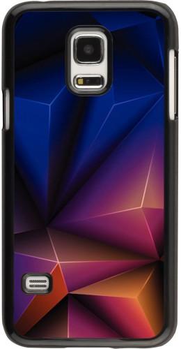Coque Samsung Galaxy S5 Mini - Abstract triangles