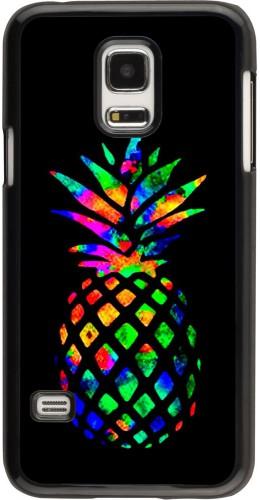 Coque Samsung Galaxy S5 Mini - Ananas Multi-colors