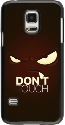 Coque Samsung Galaxy S5 Mini - Angry Dont Touch