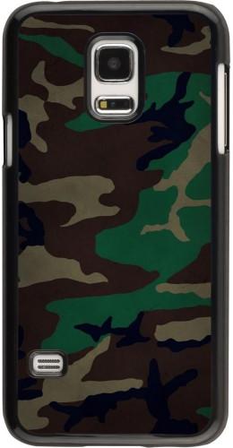 Coque Samsung Galaxy S5 Mini - Camouflage 3