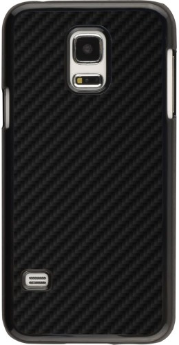 Coque Samsung Galaxy S5 Mini - Carbon Basic