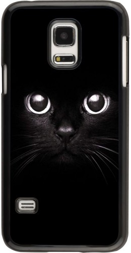 Coque Galaxy S5 Mini - Cat eyes
