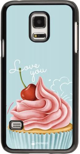 Coque Samsung Galaxy S5 Mini - Cupcake Love You