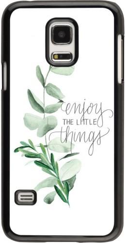 Coque Samsung Galaxy S5 Mini - Enjoy the little things