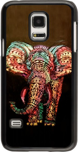 Coque Galaxy S5 Mini -  Elephant 02