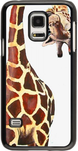 Coque Samsung Galaxy S5 Mini - Giraffe Fit