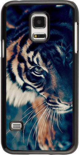 Coque Galaxy S5 Mini - Incredible Lion