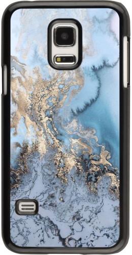 Coque Galaxy S5 Mini  Marble 04