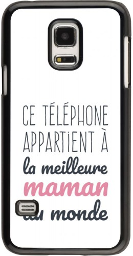 Coque Samsung Galaxy S5 Mini - Mom 20 04
