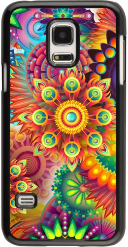 Coque Samsung Galaxy S5 Mini - Multicolor aztec