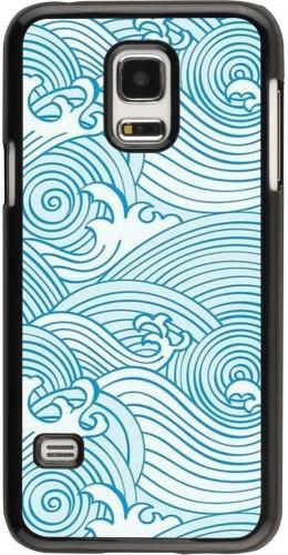Coque Samsung Galaxy S5 Mini - Ocean Waves