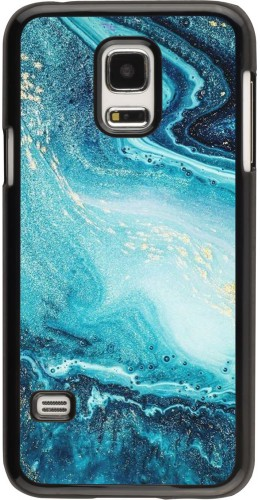 Coque Samsung Galaxy S5 Mini - Sea Foam Blue
