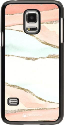 Coque Samsung Galaxy S5 Mini - Shimmering Orange