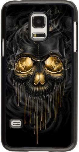 Coque Galaxy S5 Mini -  Skull 02