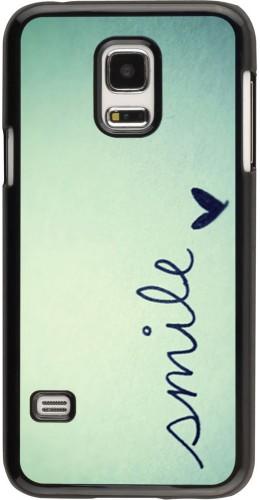 Coque Galaxy S5 Mini -  Smile