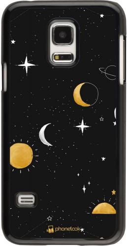 Coque Samsung Galaxy S5 Mini - Space Vector
