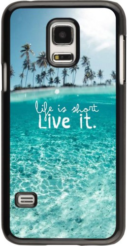 Coque Samsung Galaxy S5 Mini - Summer 18 24