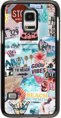 Coque Samsung Galaxy S5 Mini - Summer 20 collage