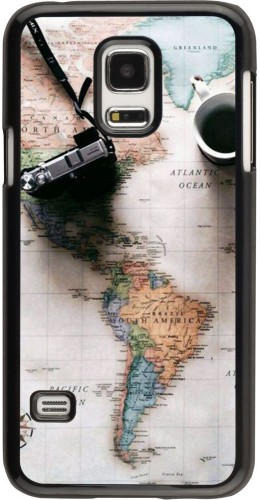 Coque Samsung Galaxy S5 Mini - Travel 01