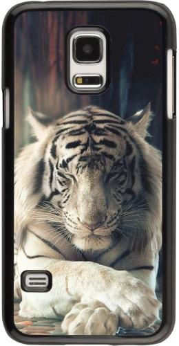 Coque Samsung Galaxy S5 Mini - Zen Tiger