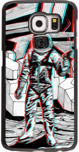 Coque Samsung Galaxy S6 - Anaglyph Astronaut
