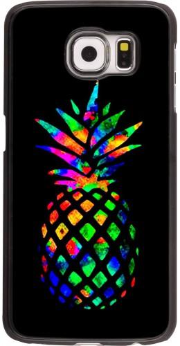 Coque Samsung Galaxy S6 - Ananas Multi-colors