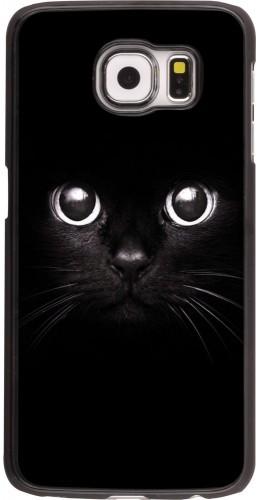 Coque Galaxy S6 - Cat eyes