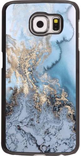 Coque Samsung Galaxy S6  Marble 04