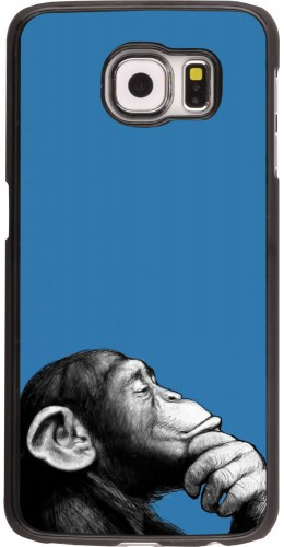 Coque Samsung Galaxy S6 - Monkey Pop Art
