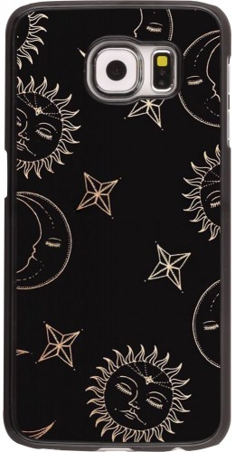 Coque Samsung Galaxy S6 - Suns and Moons