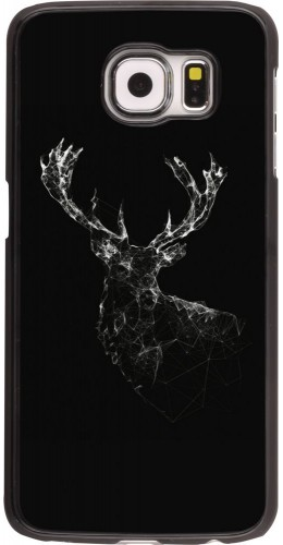 Coque Galaxy S6 edge - Abstract deer