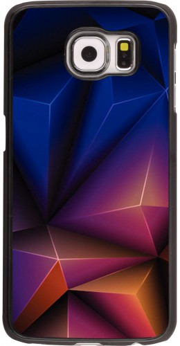 Coque Samsung Galaxy S6 edge - Abstract triangles