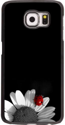 Coque Samsung Galaxy S6 edge - Black and white Cox