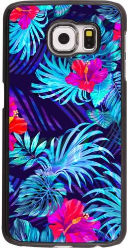Coque Samsung Galaxy S6 edge - Blue Forest