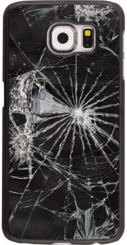 Coque Samsung Galaxy S6 edge - Broken Screen