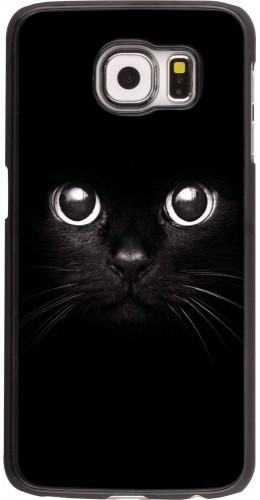 Coque Galaxy S6 edge - Cat eyes