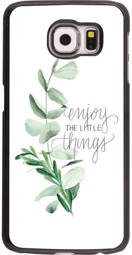 Coque Galaxy S6 edge - Enjoy the little things